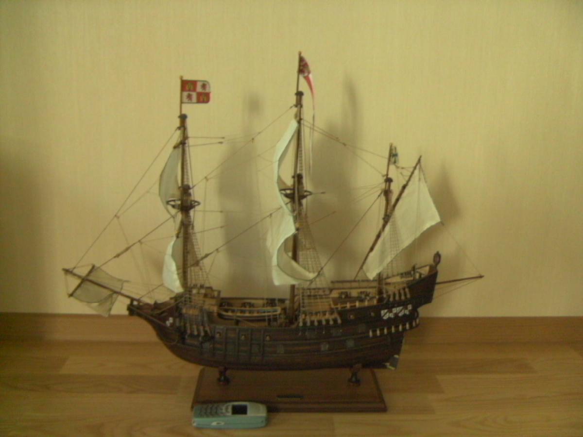 Корабль из фанеры своими руками фото 522