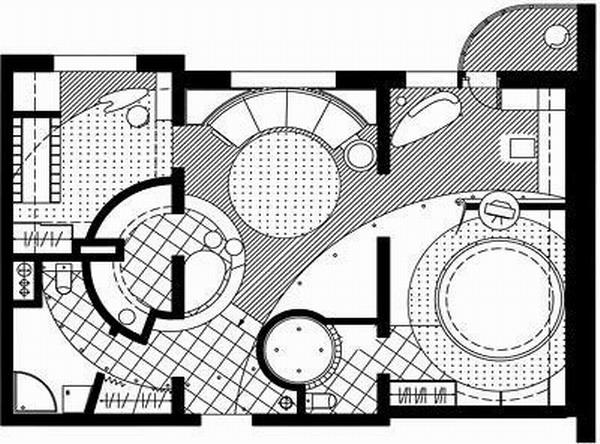 Перепланировка 2-х км квартиры,68 кв м,разводка электрики