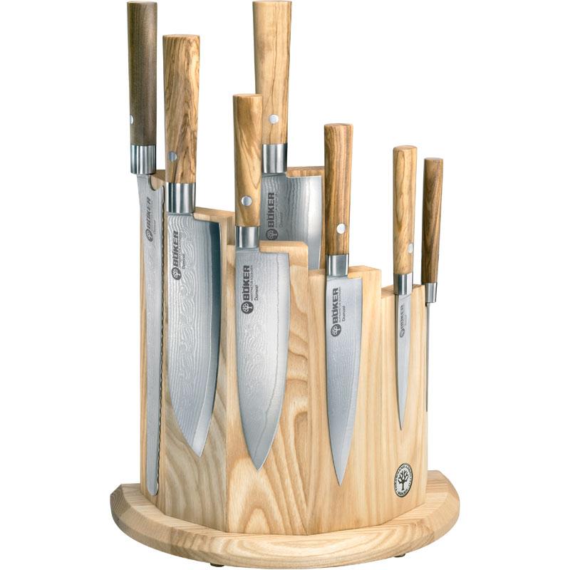 Как сделать подставку для ножей из дерева своими 59