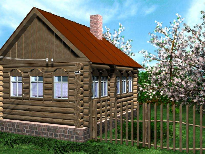 Внутренняя отделка дома, коттеджа в Москве и МО - цена за м2