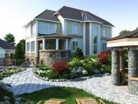 Фото частных домов