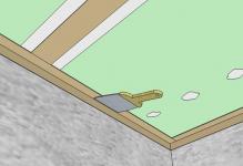 Как шпаклевать потолок из гипсокартона видео?