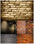Виды перевязки стен из пенобетона