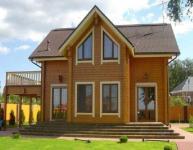 Деревянные дома под ключ своими руками