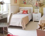 Идеи для спальни для двух девочек
