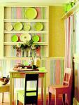 Дизайн кухни стены