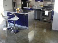 Как залить пол на кухне?
