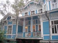 Декоративные элементы деревянного дома