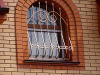 Решетки на окна чертежи