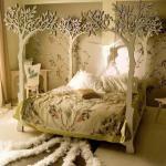 Маленькая спальня Планировка