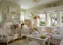 Состаривание мебели в стиле прованс