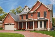 Кирпичный дом под ключ цена