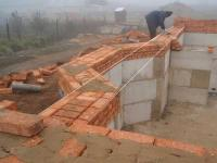 Технология строительства домов из кирпича