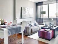 Дизайн квартиры 30 кв м