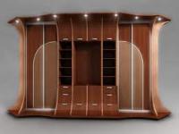 Чертежи мебели из ДСП