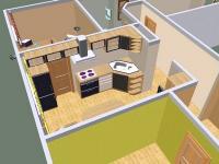 Спальное место в однокомнатной квартире