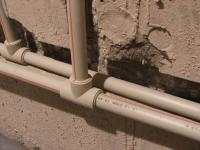 Пластиковые трубы для водопровода своими руками