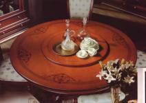 Круглый кухонный стол своими руками