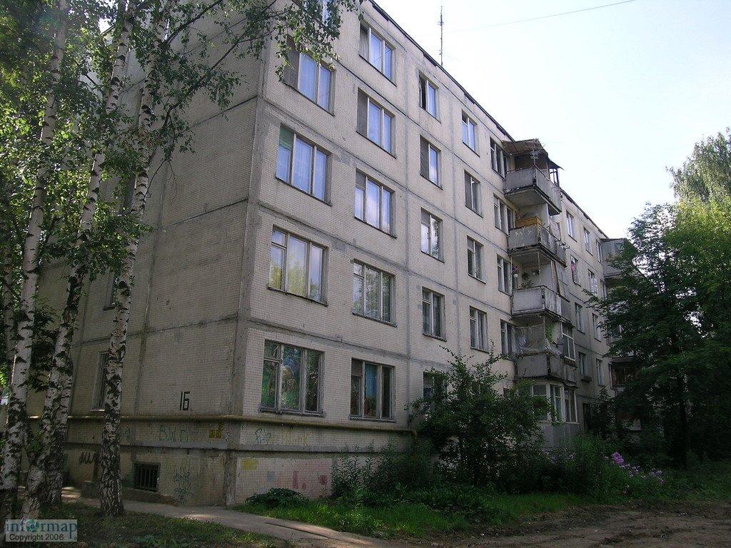 фото панельной пятиэтажки