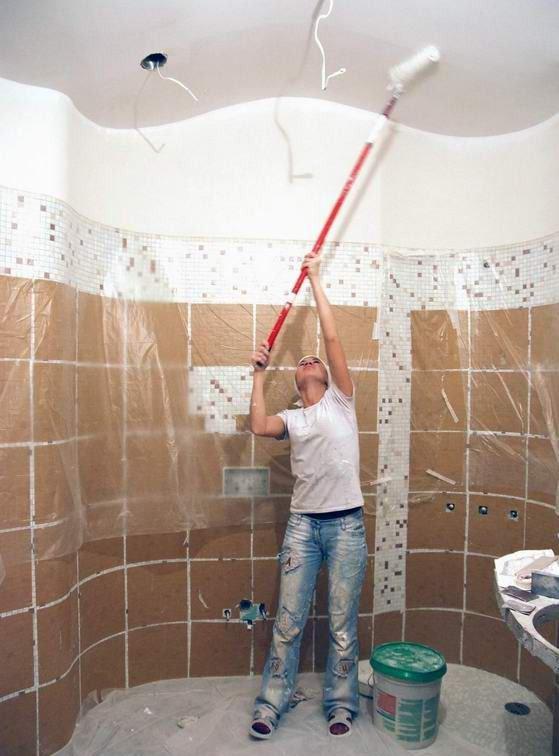 Как лучше сделать стены в ванной комнате