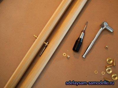Нож своими руками чертежи материалы