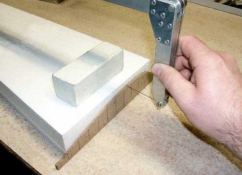Оборудования для пенопласта своими руками