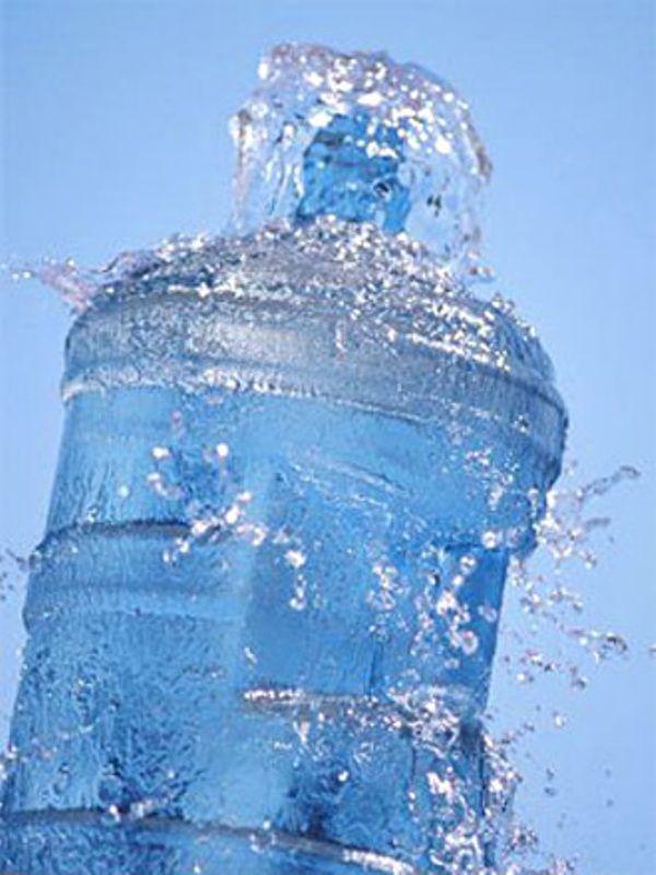 Линия розлива питьевой воды 5л до 1500 бутылок в час