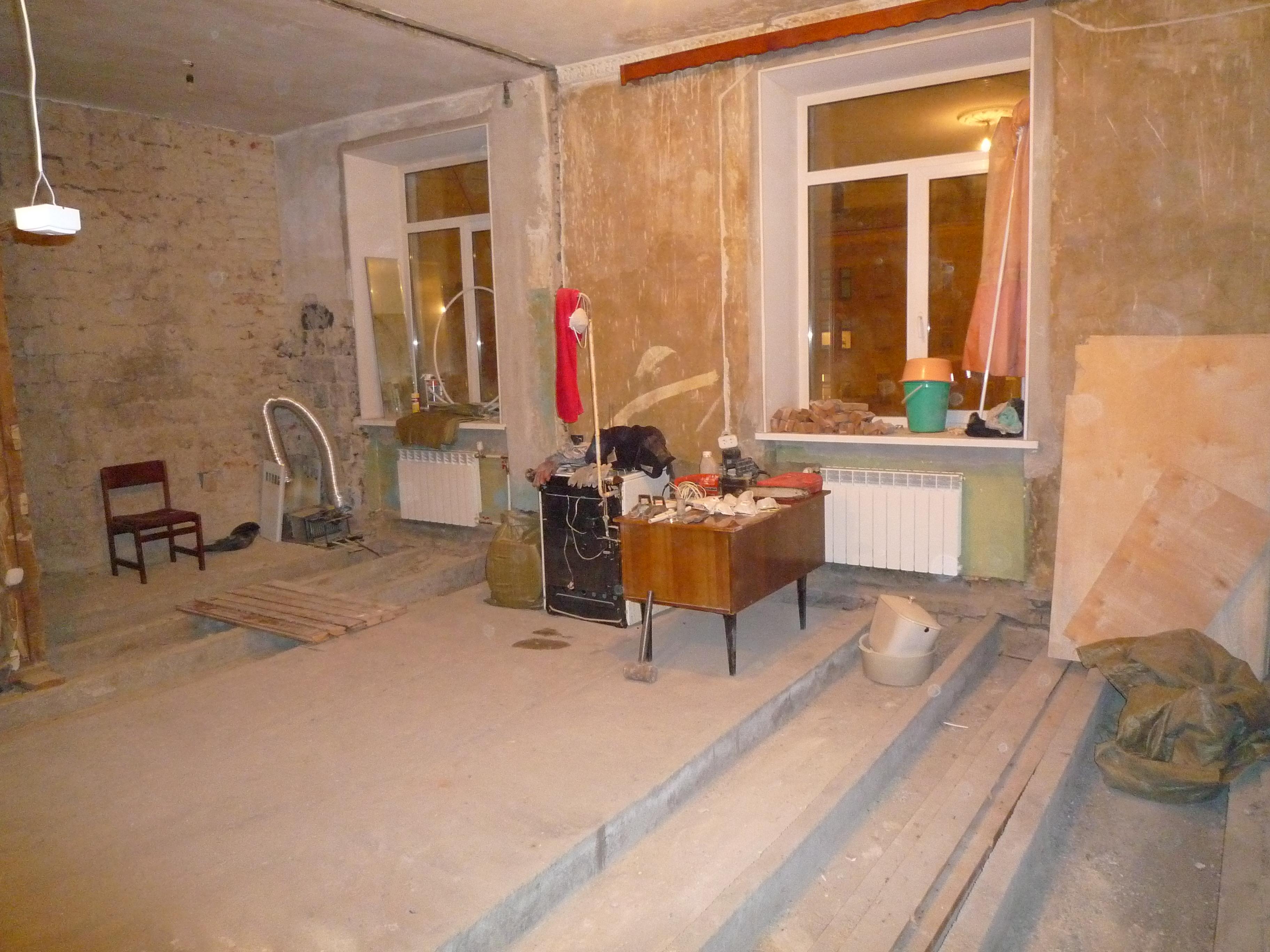 Ремонт в сталинской квартире своими руками 14