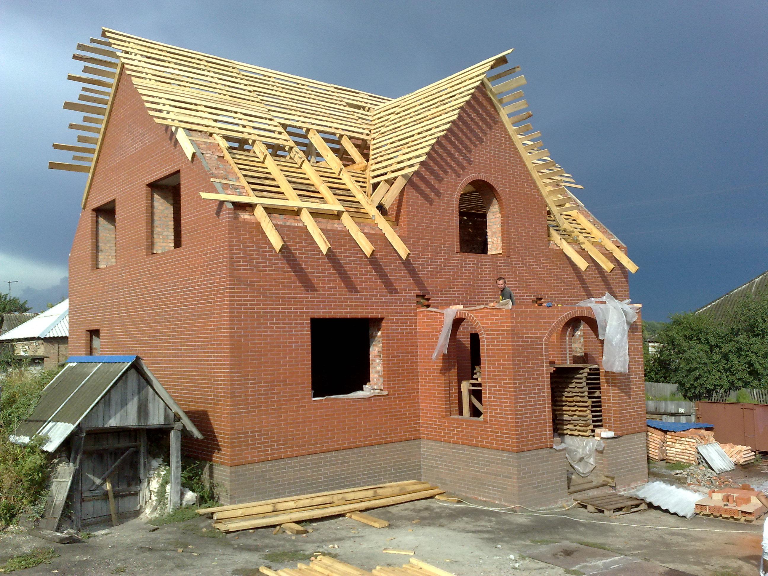 Добротный Дом О нас Построить дом баню из бруса с