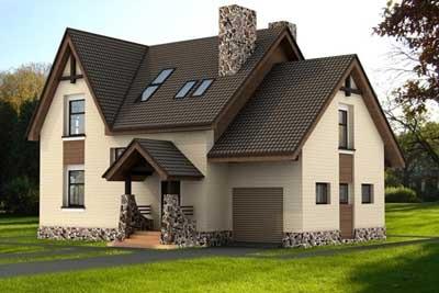 Остается только решить построить дом из пеноблоков или и купить дом из пеноблоков. Расчет стоимости дома из пеноблоков