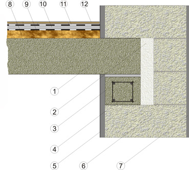 Отделка фасада дома из пеноблоков преследует, скорее, косметические цели. Просто дождь и снег не повредит стенам, не заставит их разрушаться