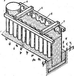 Скользящая опалубка для заливки стен своими руками