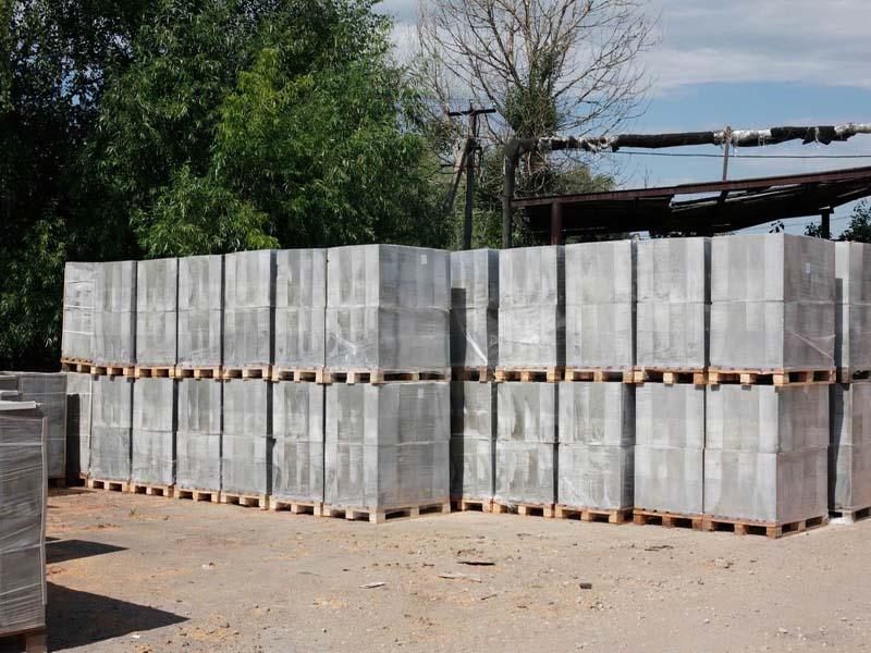 Цементные пеноблоки своими руками