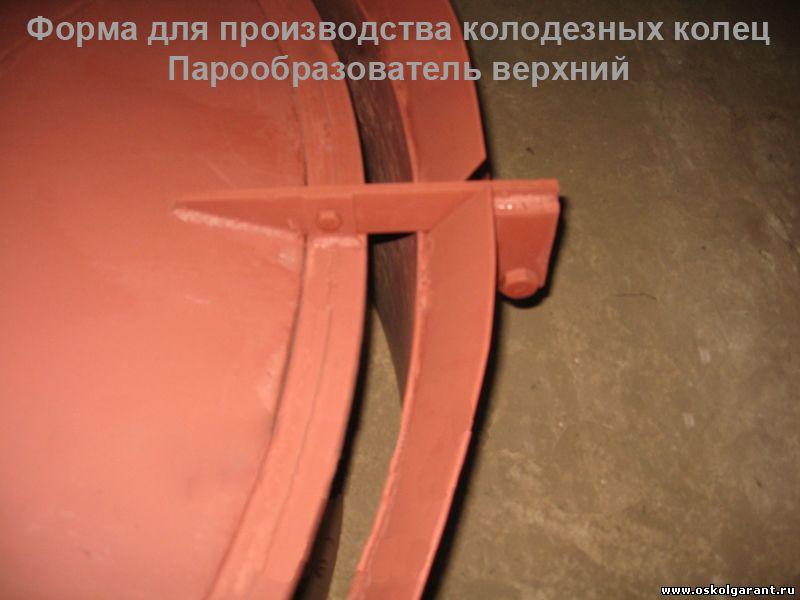 Опалубка колодезных колец своими руками - Компания Экоглоб