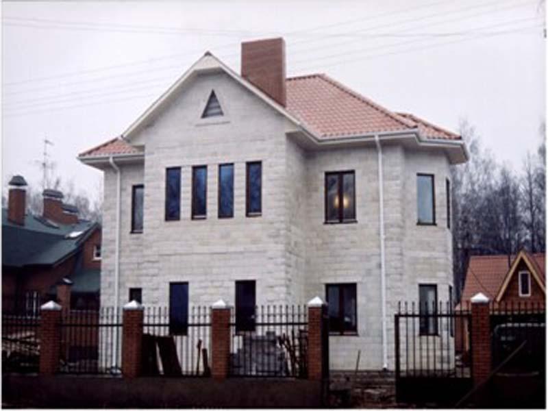 дом на 4 сотках проект фото