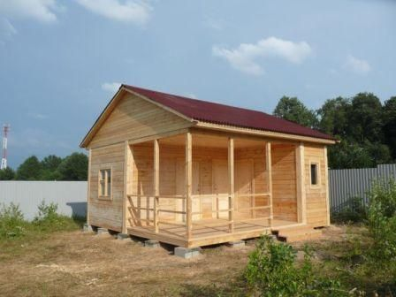 Построить своими руками каркасно щитовой дом