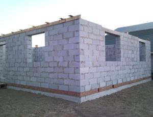 Построить дом из шлакоблока своими руками 50