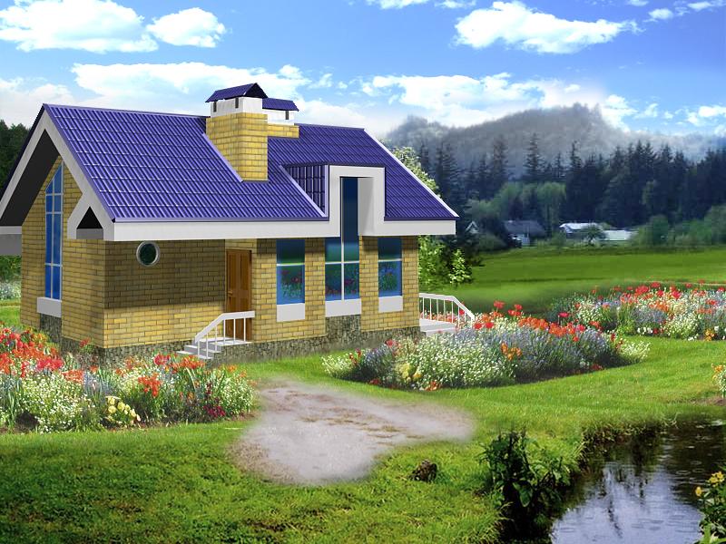 Строительство домов из пеноблоков по цене для Красноярска сопоставимо со стоимостью строительства дома из дерева. С единственной разницей в отделочных
