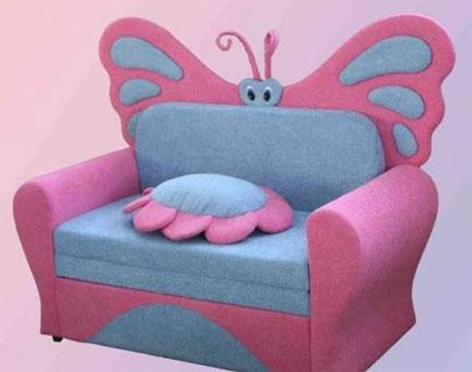 Как сделать диван ребенку своими руками