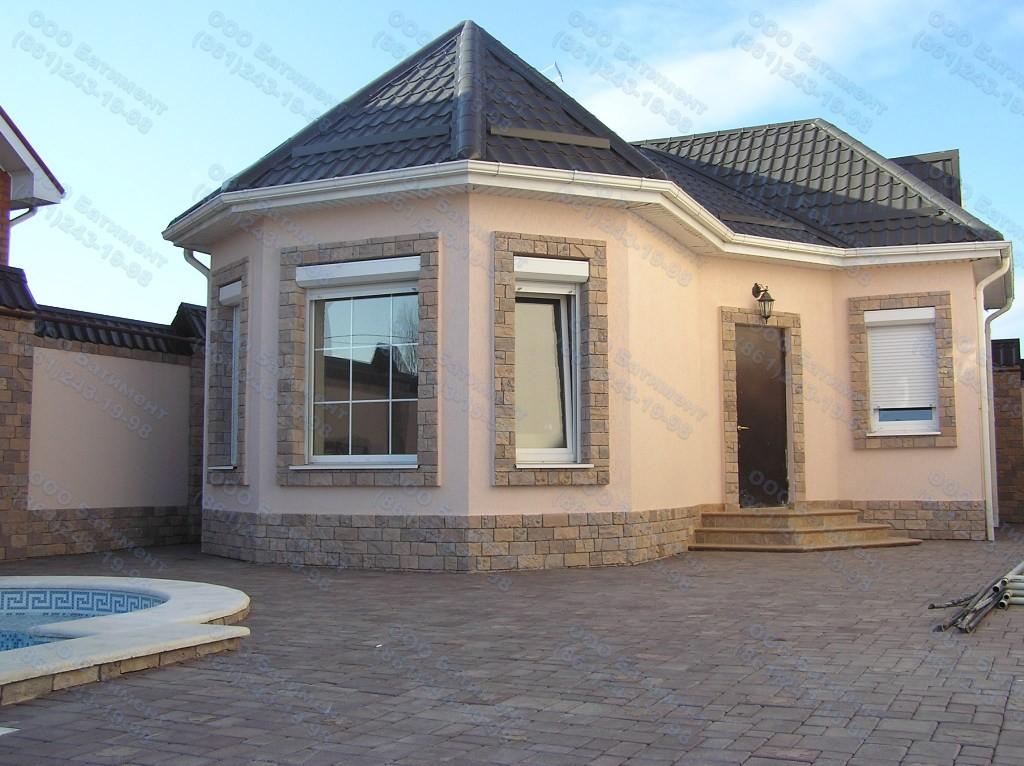 Строительства одноэтажного дома