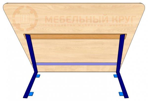 Деталировка откидного столика.
